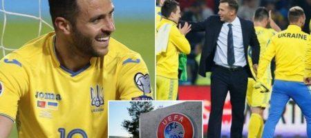 """УЕФА вынесла приговор по """"делу Мораеса"""""""