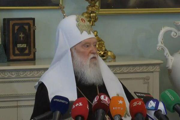 Патриарх Филарет дал скандальное интервью, над Томосом ПЦУ нависла угроза (ВИДЕО)