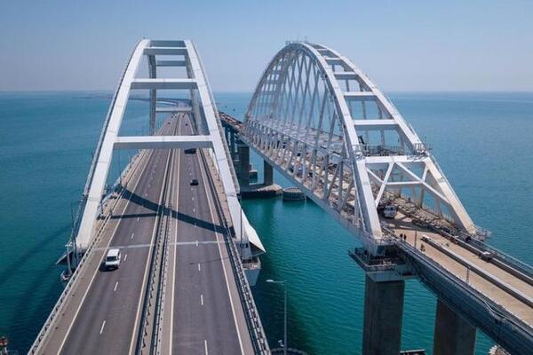 Русские эксперты взбудоражили общество, доложив когда рухнет Крымский мост - движение уже максимально ограничили