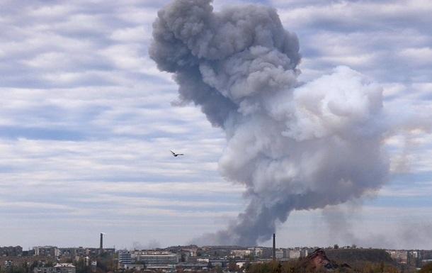 В соцсетях сообщают о сильном взрыве в Донецке (ВИДЕО)