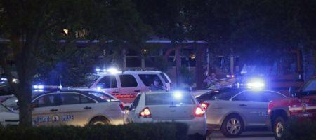В американском городе Вирджиния-Бич экс чиновник устроил массовую бойню