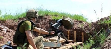 Сутки в зоне проведения ООС: позиции украинских военных обстреливали 17 раз