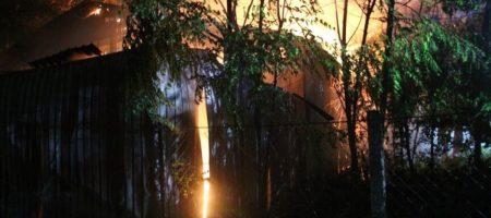 Из-за пожара в одесской психбольнице люди сгорели заживо (КАДРЫ 18+)