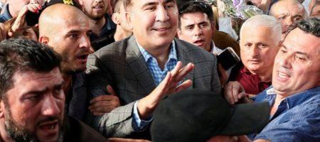 Саакашвили поделился впечатлениями от Киева после возвращения в Украину