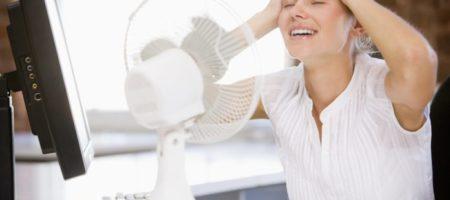 Врачи поразили открытием, назвав неожиданную пользу жары в офисе для женщин