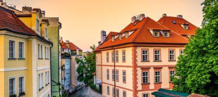 Популярная недвижимость в Праге