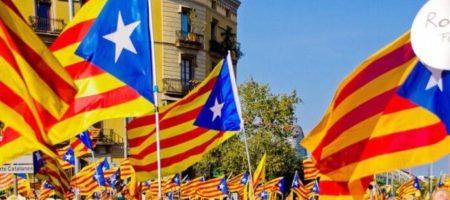 """Испанские власти пытаются закрыть три """"посольства"""" Каталонии за рубежом"""