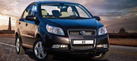 В Украине появилась ещё одна бюджетная модель авто