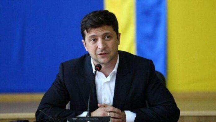 Зеленский заявил, что не позволит Медведчуку монополизировать телевидение в Украине