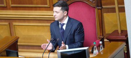 Зеленский снова попросил Раду уволить Климкина и Луценко
