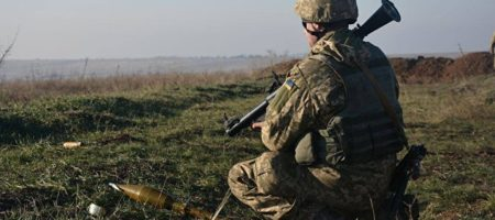 Сутки в зоне проведения ООС: один защитник Украины ранен