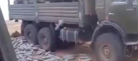 Новый взрыв военных складов на России из-за безалаберности военных (ВИДЕО ПОПАЛО В СЕТЬ)