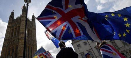 Британцы начали массово запасаться едой из-за выхода из ЕС