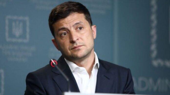 Зеленский жестко отказал российским СМИ в интервью (ВИДЕО)