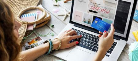 Онлайн покупки: что сейчас больше всего покупают украинцы в сети