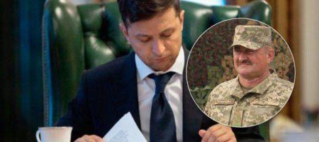 Зеленский уволил главу ООС и назначил нового: уже известно кто он