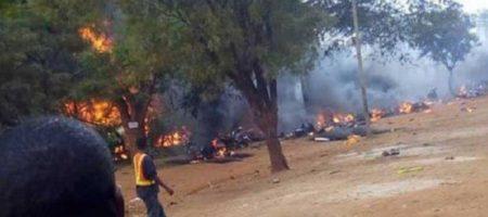 Ужас в Танзании: в результате ДТП заживо сгорел 61 человек, много пострадавших (ВИДЕО 18+)