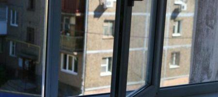 Столичный дебошир, убегая от полиции выпрыгнул в окно