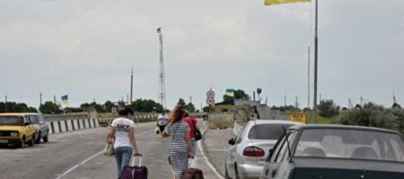 В ФСБ России заявили, что задержали украинцев на границе с оккупированным Крымом