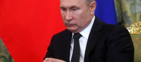 "На России ""спалили"" очередного двойника Путина (ФОТО)"