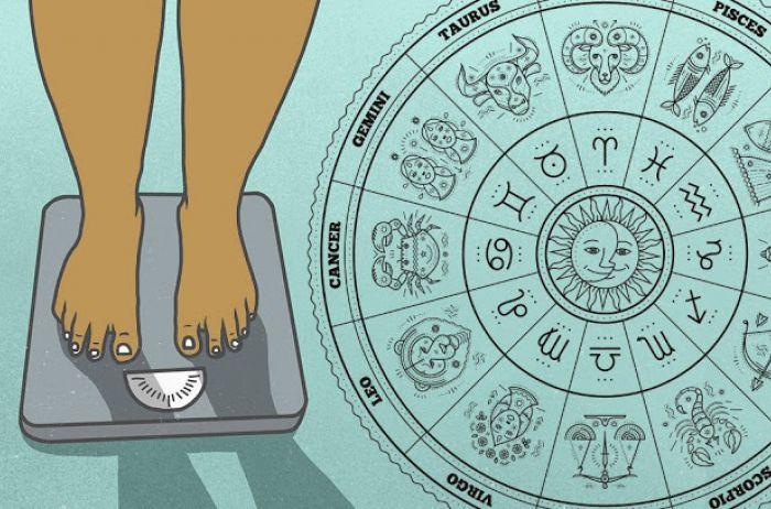 Астрологи рассказали как правильно худеть разным знакам зодиака