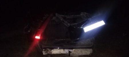 На Хмельнитчине пьяный за рулем авто убил четверых: первые фото