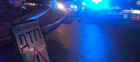 Кошмарное ДТП: полицейский снес остановку с людьми. Есть жертвы. ФОТО