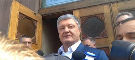 Украина — удивительная страна, в которой возможно все. Порошенко твердо уверен что невиновен и сможет поднять площадь против новой власти