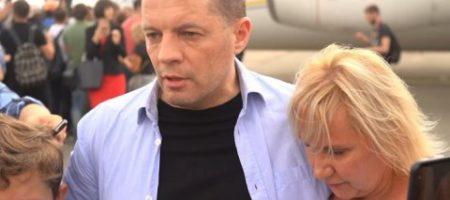 Освобожденный из плена Сущенко устроил информационную бомбу, рассказав правду о Порошенко (ВИДЕО)