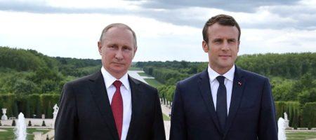 Макрон договорился с Путиным о Донбассе, что известно