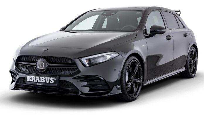 Хот-хэтч Mercedes-AMG A 35 подтянули по динамике к BMW M140i