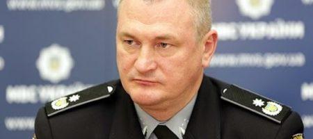 Глава Нацполиции после скандала подал в отставку