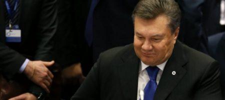 С Януковича сняли все санкции - скандальные подробности
