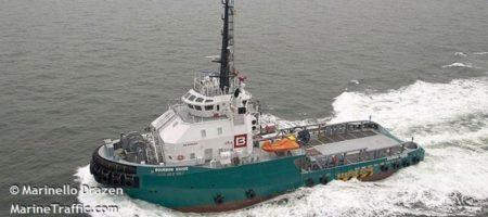 Судно с украинцами на борту, которое исчезло во время шторма в Атлантическом океане, затонуло
