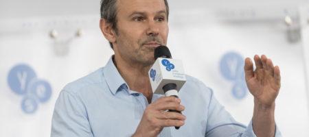 Березовец: выражение лиц Разумкова и Крулько, когда Вакарчук говорит об угрозах демократии в связи с роспуском ЦИК, бесценно