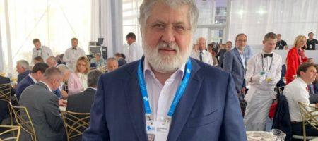 """""""Ну и хрен с ним, дефолтом"""": откровенное интервью Коломойского вызвало скандал в сети"""