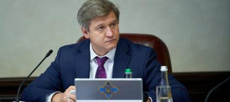 Данилюк отреагировал на информацию о его отставке с поста главы СНБО