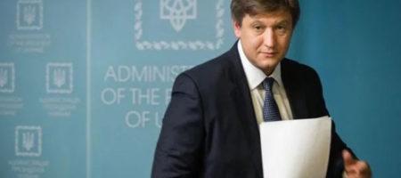 В сеть просочилась информация после чего глава СНБО Данилюк решил подать в отставку