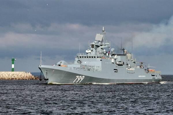Россия открыла мощный огонь в Средиземном море: появилось видео