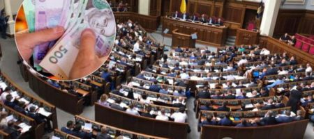 """В """"Слуге народа"""" решили всем украинцам поднять зарплаты"""
