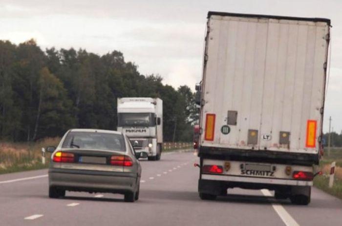 Три ошибки, которые при обгоне совершают 95% водителей
