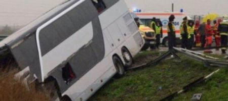 Страшное ДТП в Румынии: в результаты аварии пострадало 46 украинцев