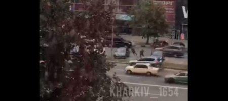 В Харькове прямо на улице расстреляли людей: подробности кровавого кошмара. ФОТО, ВИДЕО
