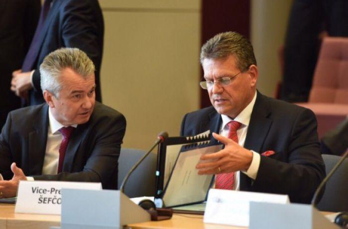 В Минэнерго РФ сообщили о завершении трехсторонних переговоров по транзиту газа