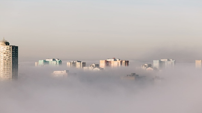 Отравленный туман над Украиной: какие регионы накрыло больше всего?