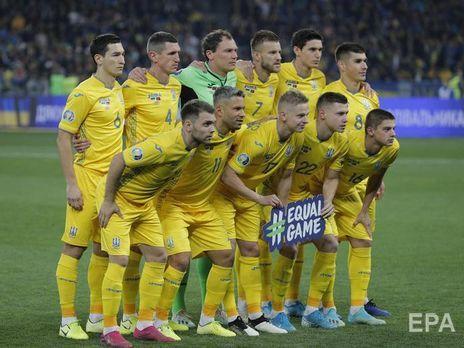 Шевченко огласил заявку сборной Украины на матчи против Эстонии и Сербии
