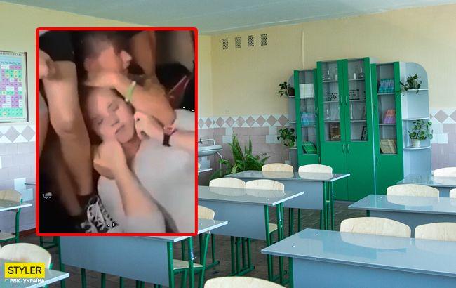 Ужас в Запорожье: школьник душил свою одноклассницу, а другие снимали на видео