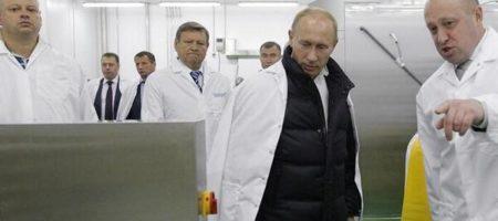 Первая официальная информация из Кремля о гибели повара Путина
