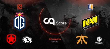 08.10: Обновление рейтинга команд от CQ.ru