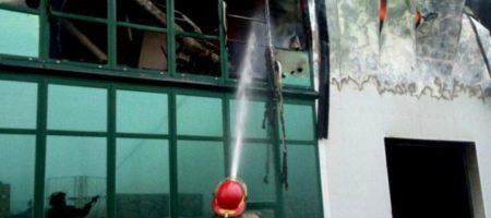 В результате пожара крупнейший украинский производитель чеснока может прекратить свое существование